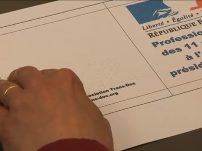 Election France 3