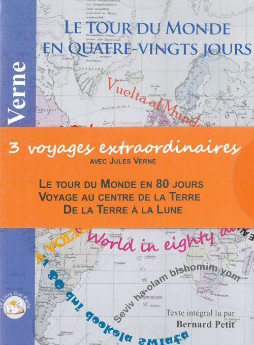 Le tour du monde en qautre-vingts jours