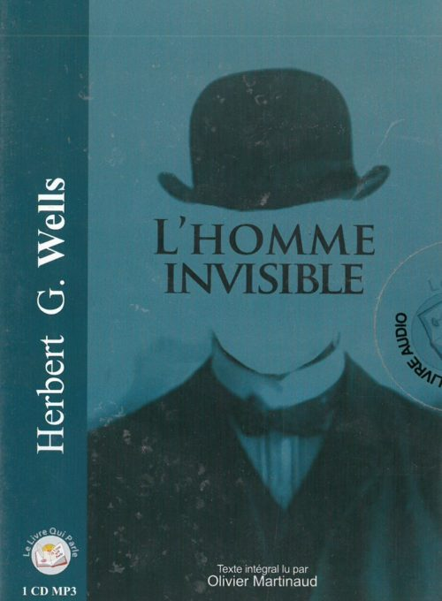 L'homme invisible Hebert G.Wells