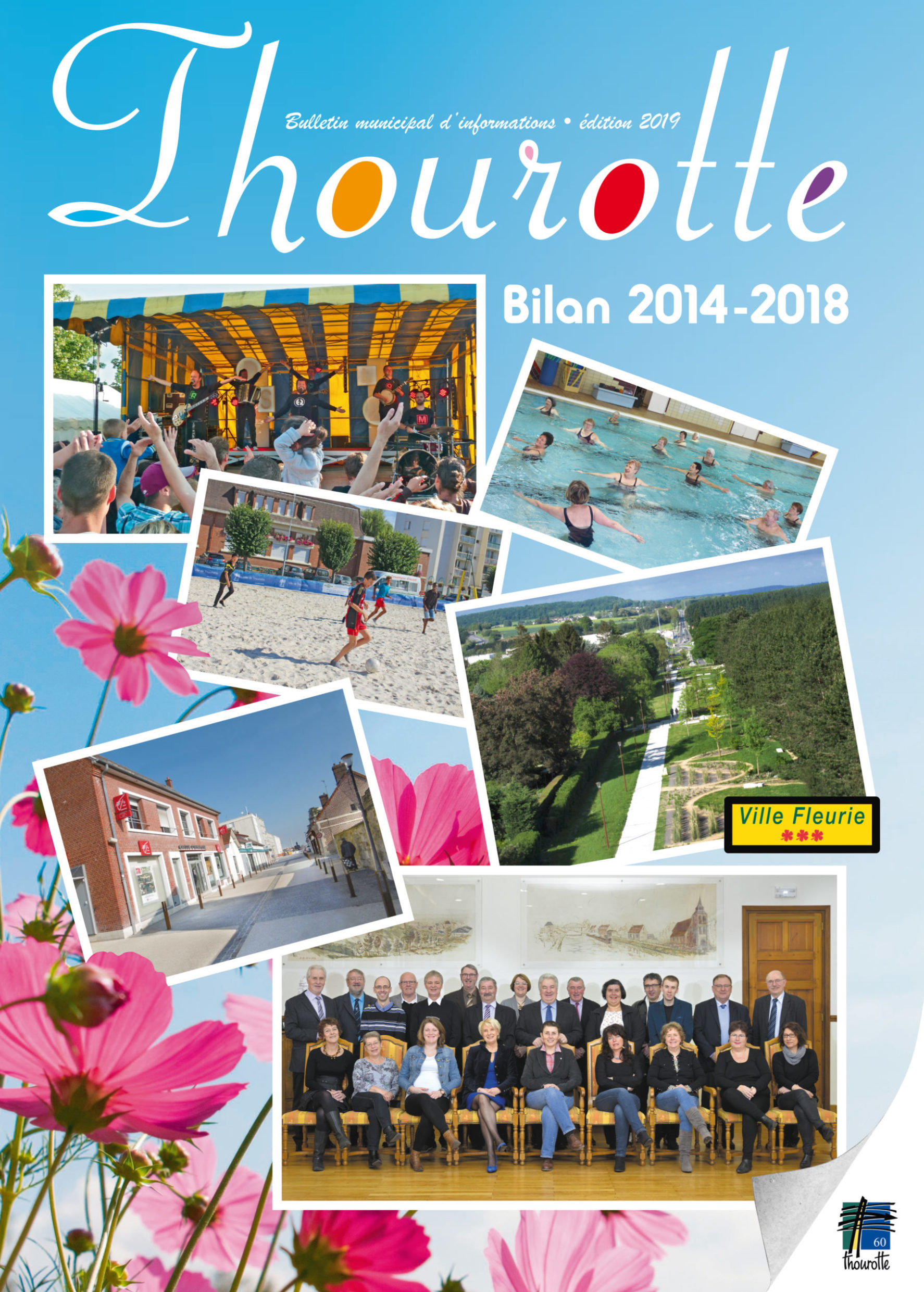 Thourotte Bulletin 2019 couverture